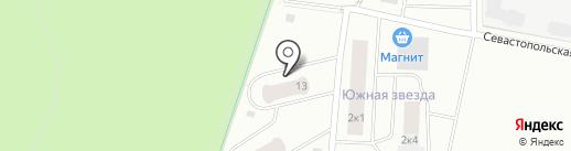 Южная долина-2, ТСЖ на карте Всеволожска