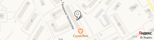 Продуктовый магазин на карте Старой