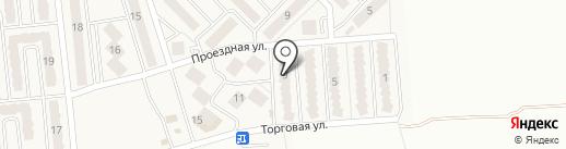 Центр авторазбора BMW на карте Авангарда