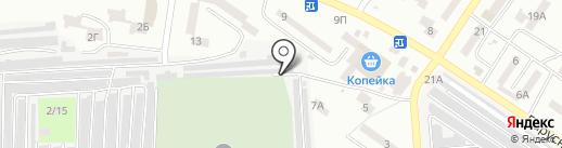 Часовня в честь Святого Николая Святителя Мирликийского на карте Ильичёвска