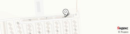 KSAY MAKS на карте Авангарда