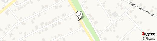 Магазин автотоваров на карте Нерубайского