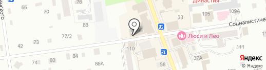 Гардарика на карте Всеволожска