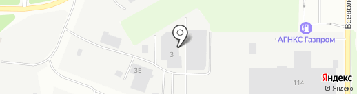 Zinger Stone на карте Всеволожска