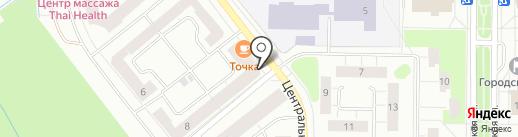 Элит Клининг Санкт-Петербург на карте Всеволожска