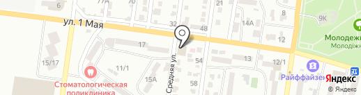 Профессионал на карте Ильичёвска