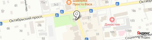 Мастерская по ремонту техники на карте Всеволожска