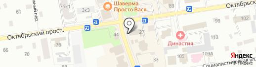 Заначка на карте Всеволожска