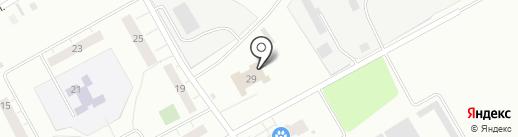 Банно-прачечный комбинат, МУП на карте Всеволожска