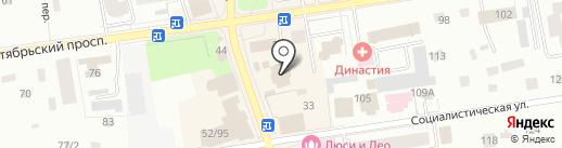 ГАЙДЕ, ПАО на карте Всеволожска