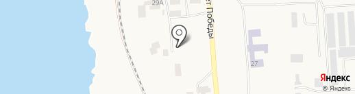 Альфа-Строй на карте Таирово