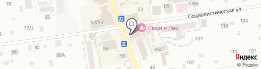Росгосстрах банк, ПАО на карте Всеволожска