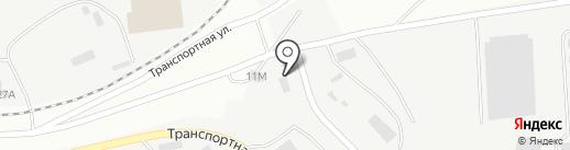 Банкомат, Банк Київська Русь на карте Ильичёвска