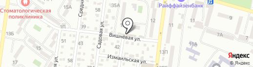 Реал-Фарм на карте Ильичёвска
