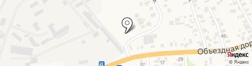 ЮГ-Газ на карте Нерубайского