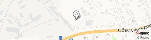 CBRadio на карте Нерубайского