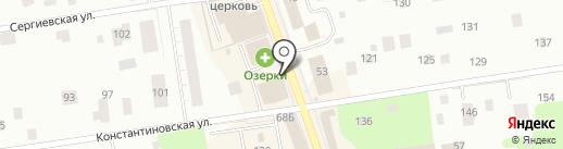 Мебельный магазин на карте Всеволожска