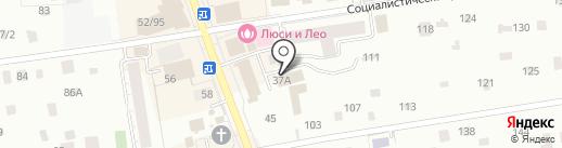 Computest на карте Всеволожска