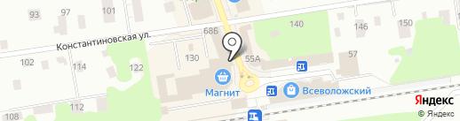 Мастерская по ремонту мобильных телефонов на карте Всеволожска