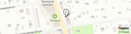 ЛекОптТорг на карте Всеволожска