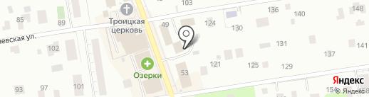 Всеволожское бюро путешествий и экскурсий на карте Всеволожска