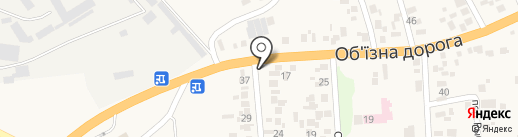 Спринтер на карте Усатово