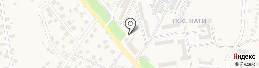 Центр бытовых услуг на карте Нерубайского