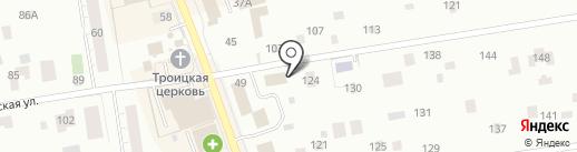 Всеволожск Городская жизнь, АУ на карте Всеволожска