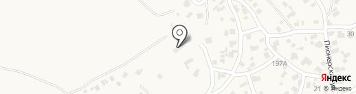 Ранчо дядюшки Бо на карте Нерубайского
