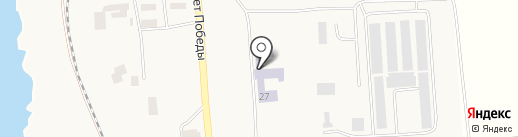 Персональный офис на карте Таирово