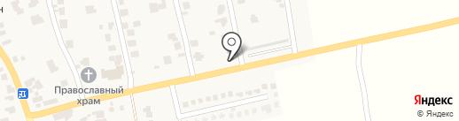 Мишутка на карте Сухого Лимана