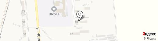 Участковый пункт полиции на карте Таирово