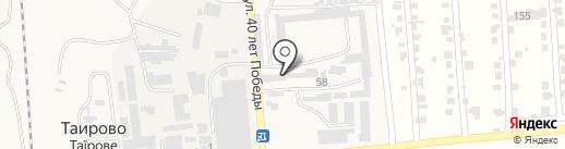 City Parking на карте Таирово