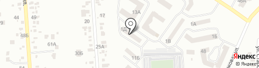 Pride-fit на карте Ильичёвска
