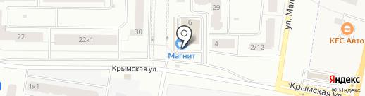 Мобиком на карте Всеволожска