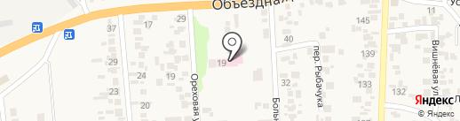Скорая медицинская помощь на карте Усатово