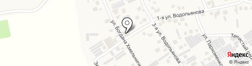 Ника на карте Усатово