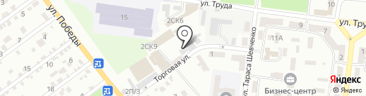 Мир сантехники и керамики на карте Ильичёвска