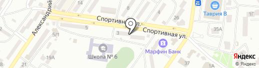 Торгово-монтажная фирма на карте Ильичёвска