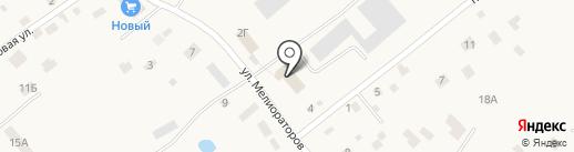 ВИМОС на карте Ара