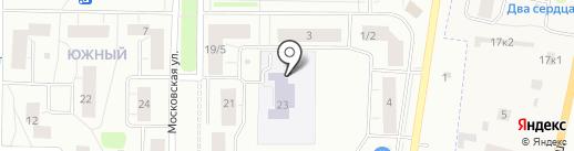 Всеволожский центр образования с дошкольным отделением на карте Всеволожска