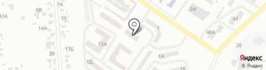 Теремок на карте Ильичёвска
