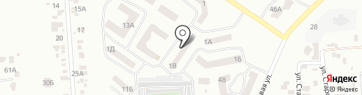Ас на карте Ильичёвска