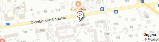 Мастер Софт на карте Всеволожска
