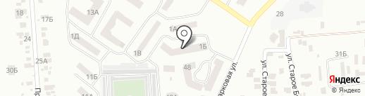 Евроинтерьер на карте Ильичёвска