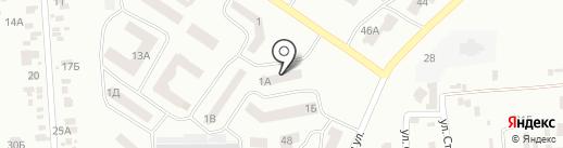 Строймаркет на карте Ильичёвска