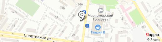 Padam Pam Pam на карте Ильичёвска