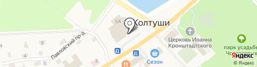 St.Peterburg Events на карте Колтушей