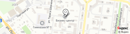 M.E.Doc на карте Ильичёвска