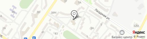 Ильичёвскводоканал на карте Ильичёвска